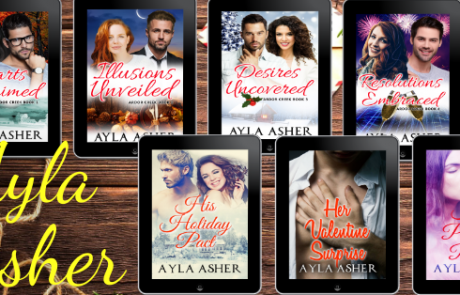 Ayla Asher (Weekly Author Spotlight 29 March 2021)