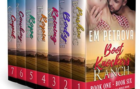 The Boot Knockers Ranch Box Set Books 1-6