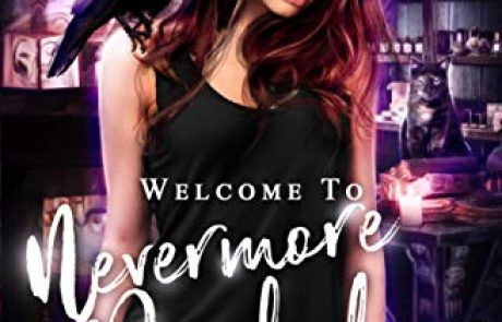 Welcome to Nevermore Bookshop