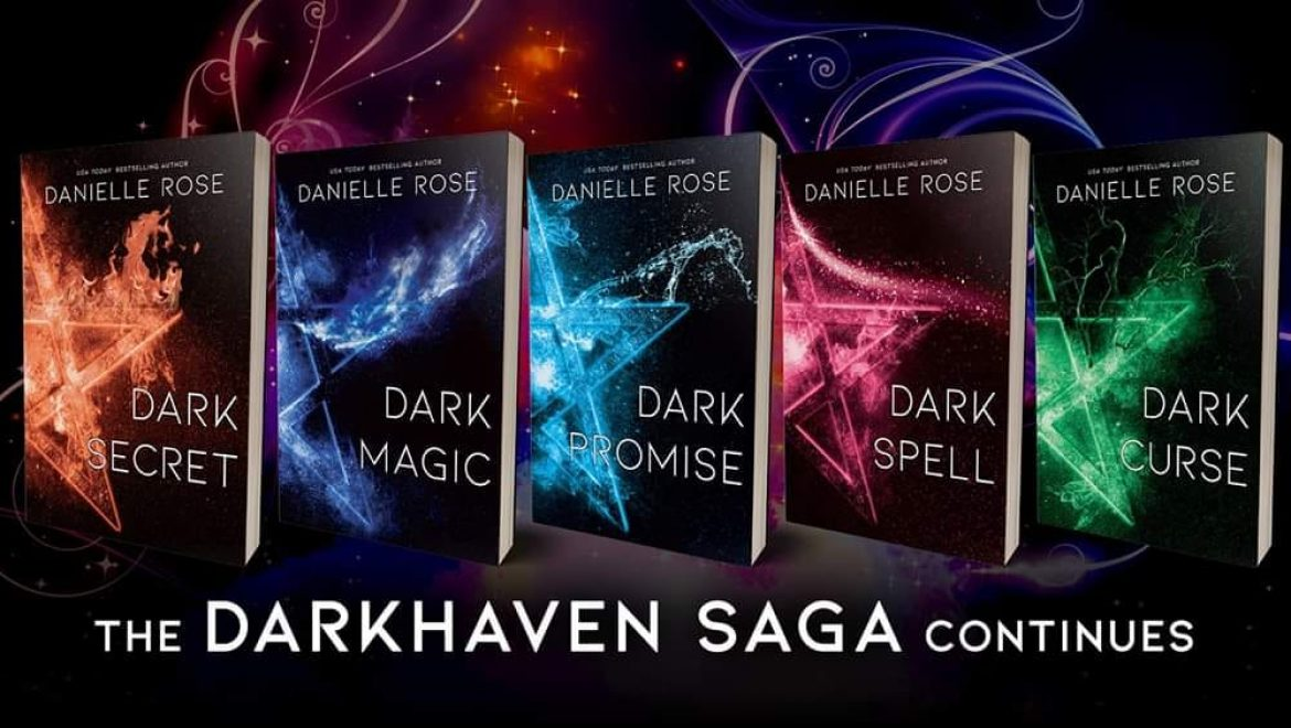 Danielle Rose (Author of the Darkhaven Saga)
