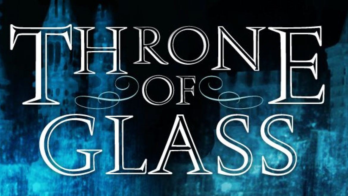 Author Sarah J Maas – A Throne of Glass and More