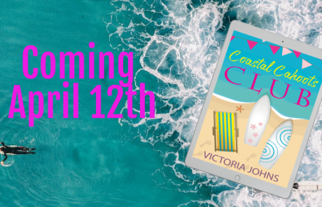 Victoria Johns (Weekly Author Spotlight 22 March 2021)