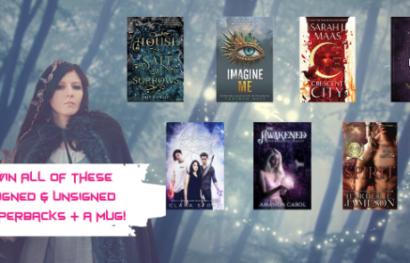 Reader Central March Madness Giveaway