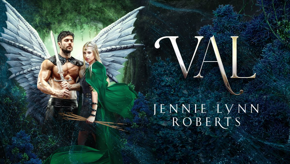 Book Spotlight – Val (The Hawks #2) by Jennie Lynn Roberts
