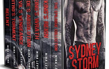 Sydney Storm Motorcycle Club Romance Series: The Complete Collection